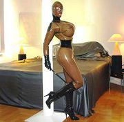 Rubber whores the Scenes of